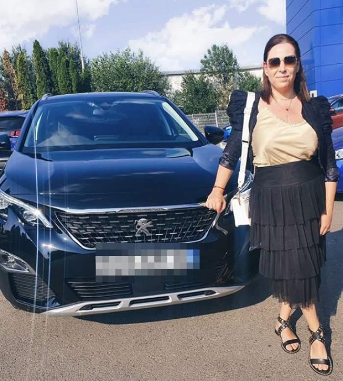 """Oana Roman și-a cumpărat un nou bolid de lux! Vedeta se bucură de o mașină de mii de euro! """"M-am îndrăgostit"""""""