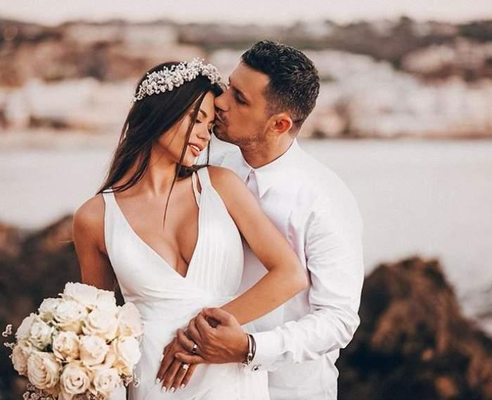 """Flick și Denisa Hodișan, prima întâlnire cu părinții ei, după nunta secretă din Grecia! """"Cum dai tu ochii cu tati?"""""""