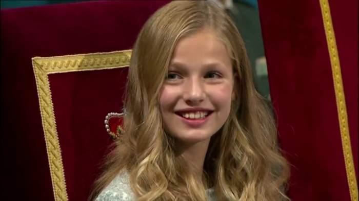 Prințesa Leonor a Spaniei se află în izolare