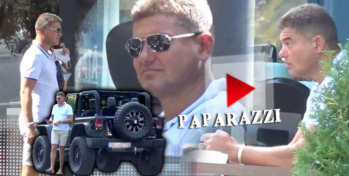 Cristian Boureanu are mașină nouă, dar probleme vechi! Cum a reacționat atunci când a fost lovit de un șir de ghinioane / PAPARAZZI