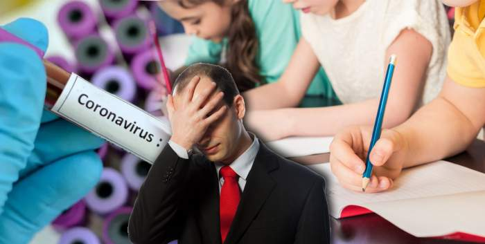 Elevii, victimele unei gafe de proporții, în criza COVID-19 / Detalii scandaloase