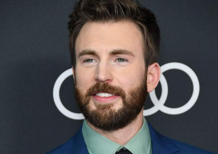 """Chris Evans la premiera filmului """"Avengers: Endgame"""" în Los Angeles, 22 aprilie 2019"""