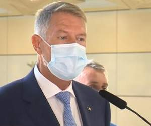 """Klaus Iohannis, declarații la inaugurarea metroului din Drumul Taberei: """"Această linie risca să devină o legendă a amânărilor"""" / VIDEO"""