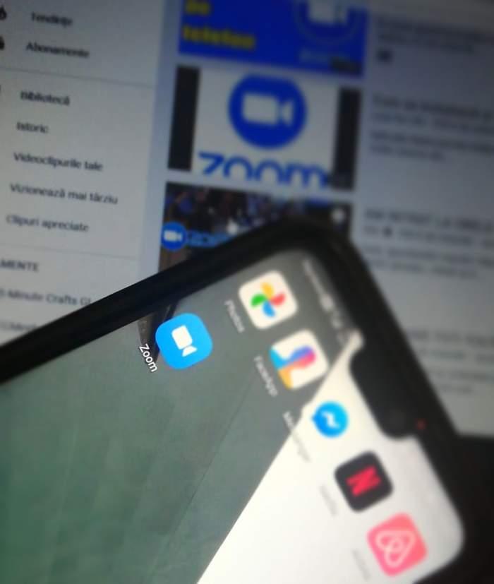 Aplicația Zoom pentru elevi. Cum se folosește pe telefon sau laptop / VIDEO