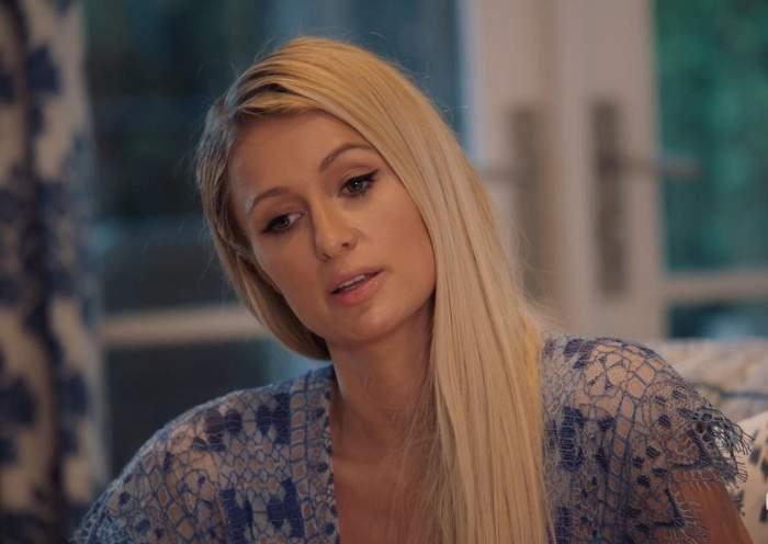 Paris Hilton în trailer-ul pentru documentarul ei, 25 august 2020