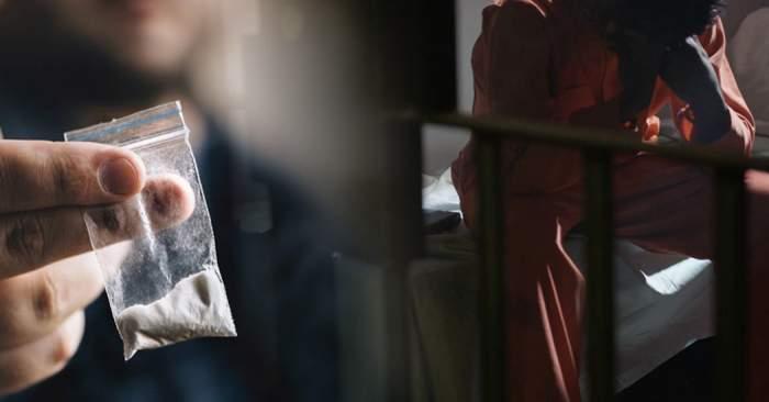 Traficanti de droguri, ajungi in inchisoare