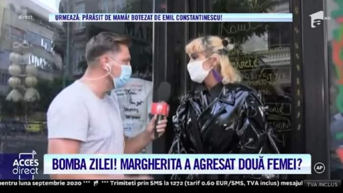 Margherita neagă că ar fi lovit și amenințat două femei! Ce spune cântăreața despre dosarul penal în care este implicată! / VIDEO