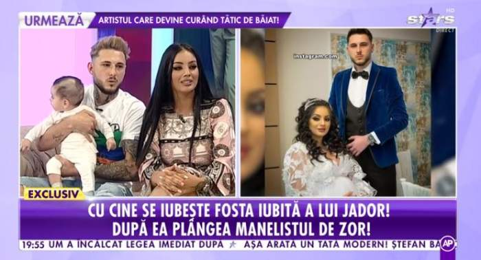 Simina, declarații în direct despre relația cu Jador.