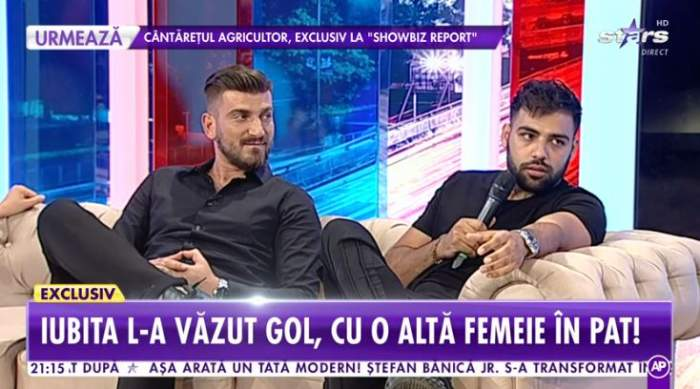 Sali Levent are o nouă relație?