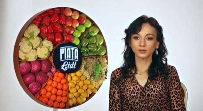 "Bianca Tică la interviul de la ""Chefi la cutite"""