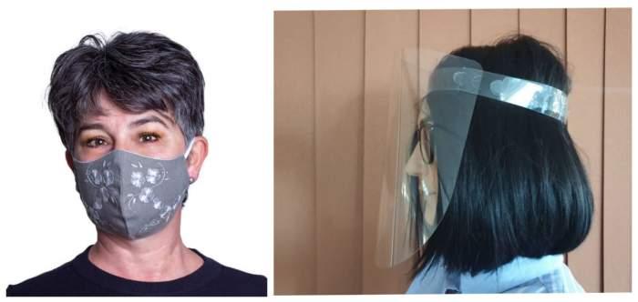 Mască sau vizieră? Ce spun cercetătorii americani despre protecția împotriva COVID-19