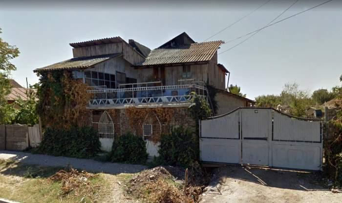 Casa din Caracal a lui Gheorghe Dincă