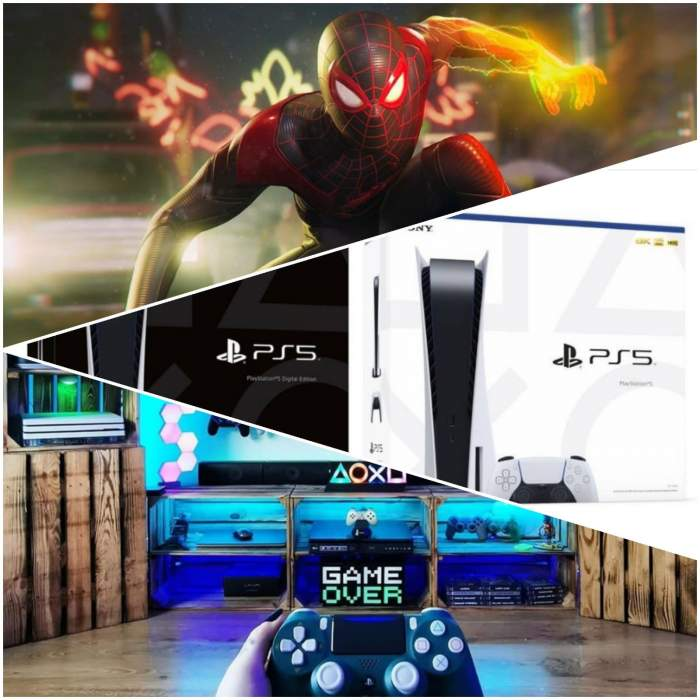 Așteptarea a luat sfârșit pentru pasionații de jocuri video! Când se va lansa noul PlayStation5 în România și ce preț va avea