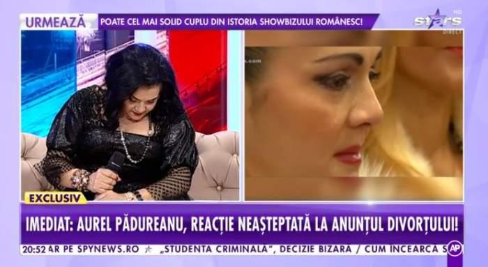 Cornelia Catanga, înșelată de Aurel Pădureanu?