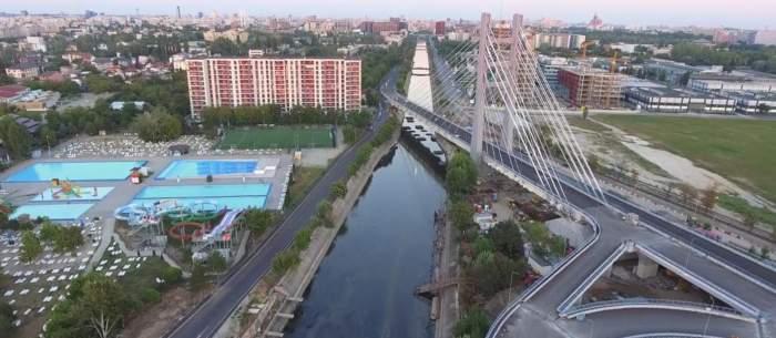 Unde se află pe hartă pasajul Ciurel din București și care va fi utilitatea lui. Se deschide în septembrie 2020 / VIDEO
