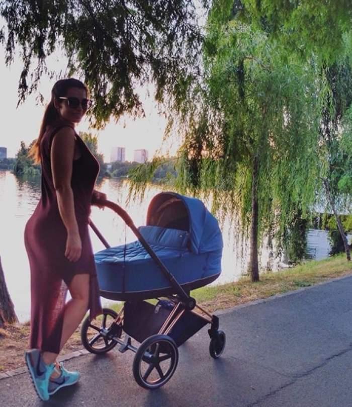 """Lili Sandu, probleme de sănătate! Separată de copil! ,,Abia aștept să ajung acasă, nu pot să stau departe de bebe"""""""