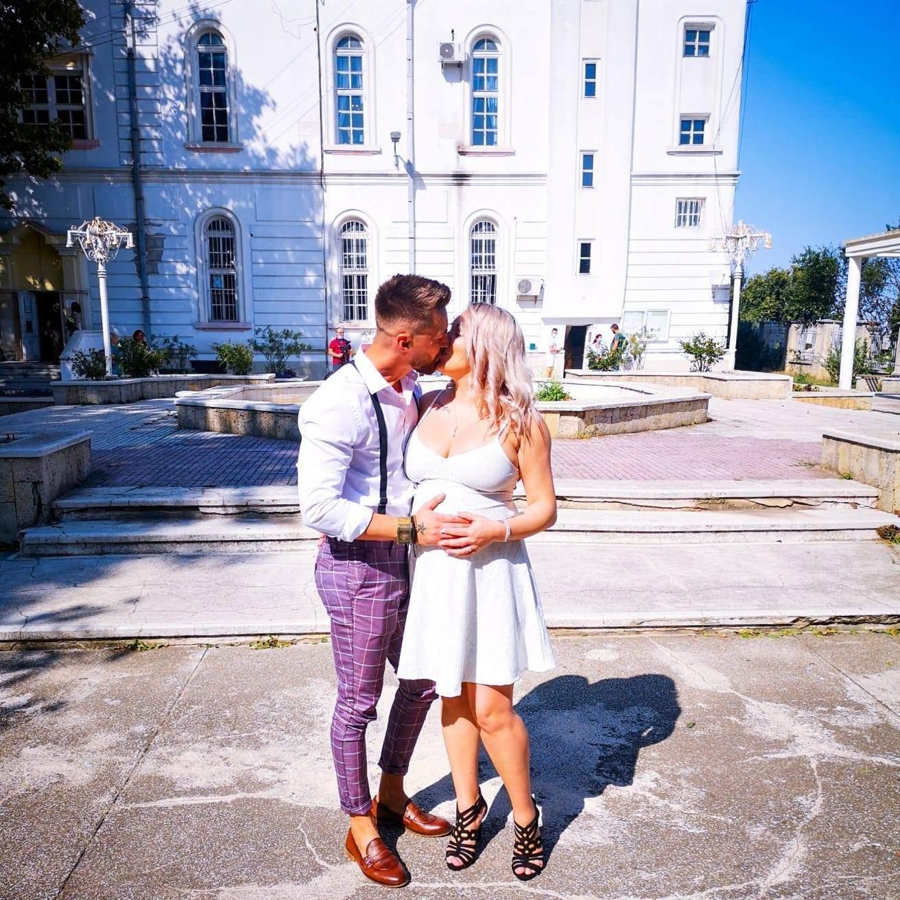 Radu de la MPFM s-a căsătorit