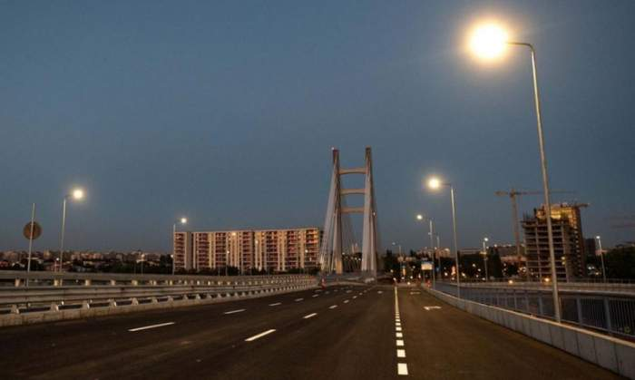 Podul Ciurel din Capitală!