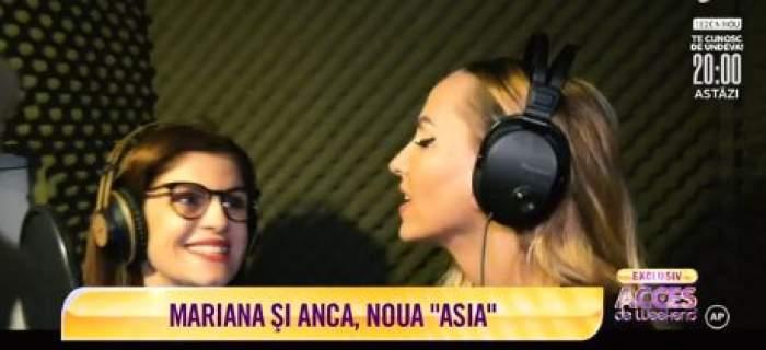"""Mariana Ionescu Căpitănescu și Anca Neacșu au cântat împreună la """"Acces Direct"""""""