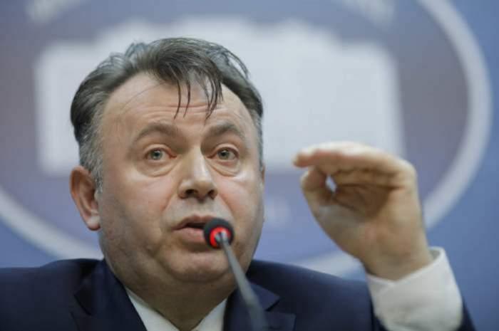 Nelu Tătaru, declarații de presă după recordurile înregistrate în această săptămână.
