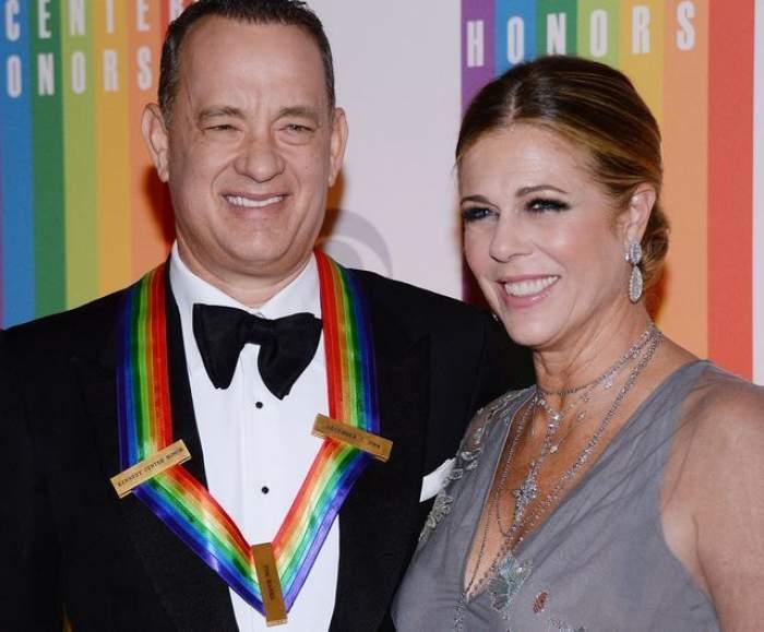 Noi detalii despre infectarea lui Tom Hanks și a soției sale cu noul coronavirus