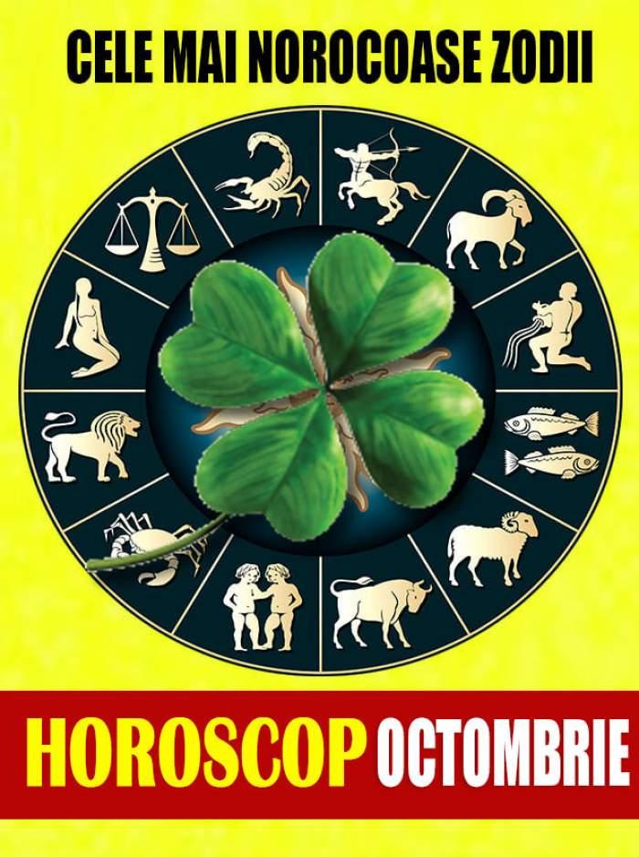 Cele mai norocoase 6 zodii din luna Octombrie
