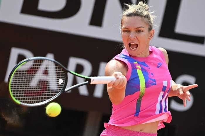 Simona Halep joacă împotriva lui Yulia Putintseva la Turneul de la Roma, 19 septembrie 2020
