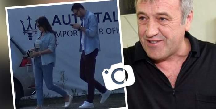 """Cum arată fiul """"ascuns"""" al lui Costel Constanda! Imagini rare cu băiatul controversatului afacerist, dar și cu iubita brunețică! / PAPARAZZI"""