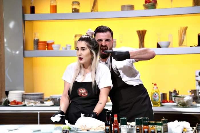 """Adda și Cătălin Rezea, în sezonul 8 """"Chefi la cuțite"""""""