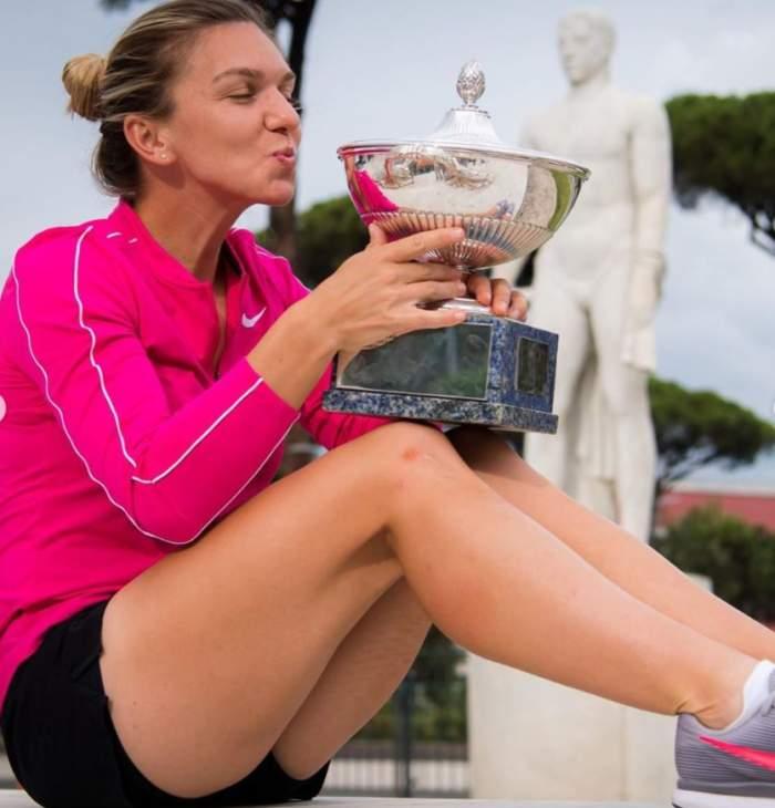 Simona Halep, la un pas de a ajunge în topul celor mai bogate jucătoare de tenis din lume