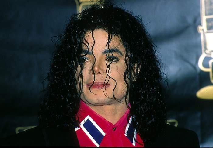 Michael Jackson la Nabob Dinner