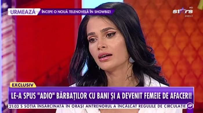 Diana Constantin la Showbiz Report, 22 septembrie 2020