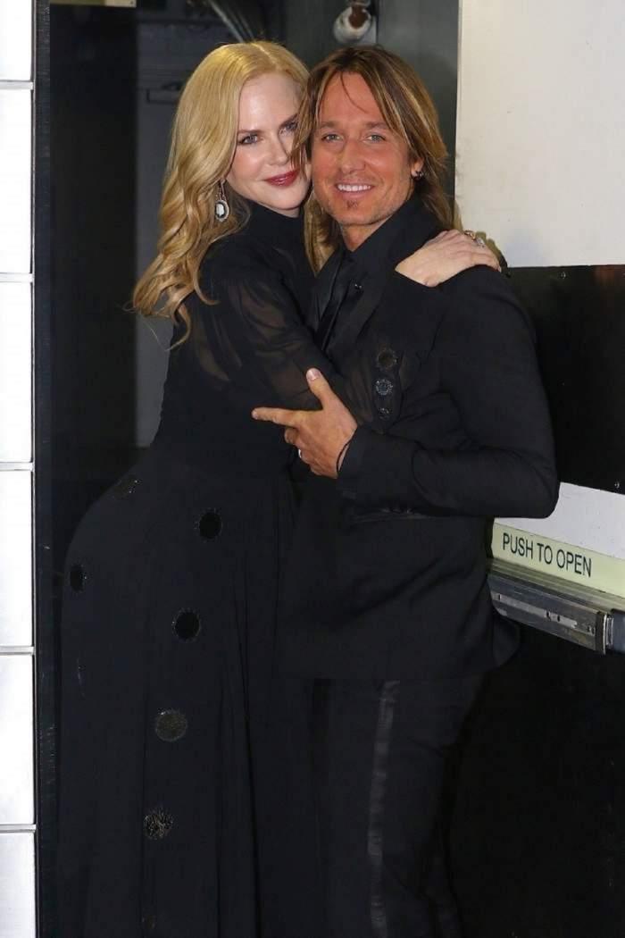 Nicole Kidman si Keith Urban la un eveniment, pe covoru rosu