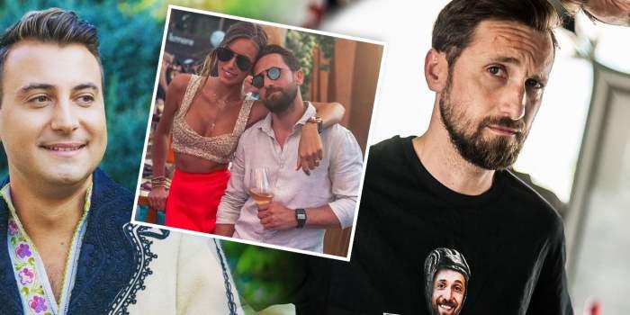 Primele declarații ale lui Valentin Sanfira despre relația cu iubita lui Dani Oțil / EXCLUSIV