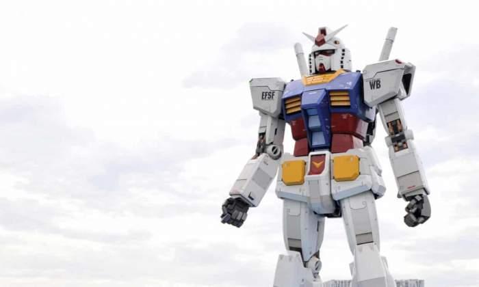 Un robot de 18 metri a fost pus în funcțiune. Inginerii lucrează la el de 6 ani