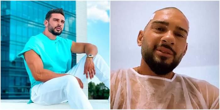 Dorian Popa își face transplant