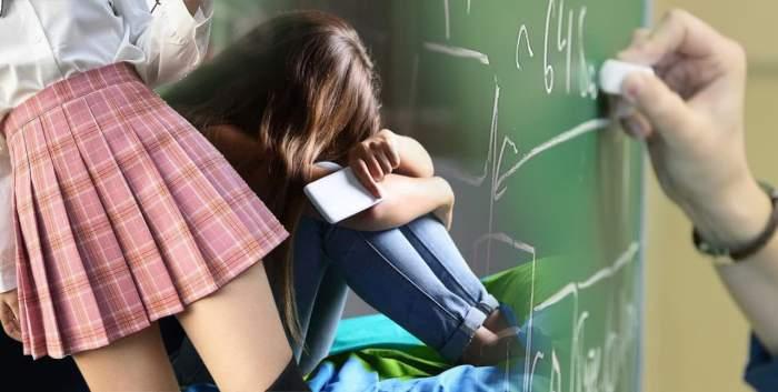 Veste incredibilă pentru profesorul care a făcut sex cu o elevă / Au șters totul cu buretele
