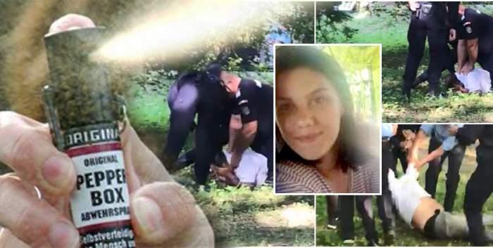 Jandarmerița care a gazat un suspect până l-a ucis, bună de plată / Decizie de ultimă oră