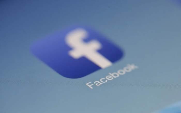 Iconița aplicației mobile Facebook