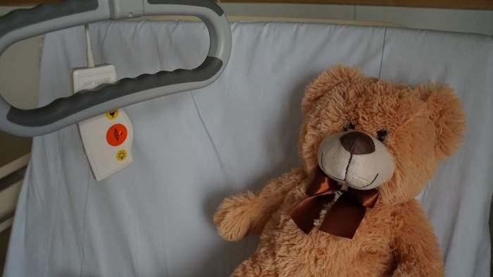 Copilul infectat cu coronavirus și internat pe ATI se simte mai bine