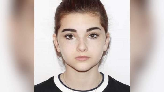 Minoră de 14 ani dispărută de acasă