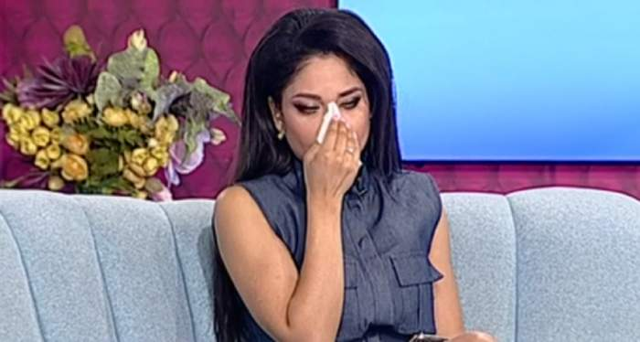 Nasrin Ameri cu dureri de nas, la Star Matinal, 27 septembrie 2020