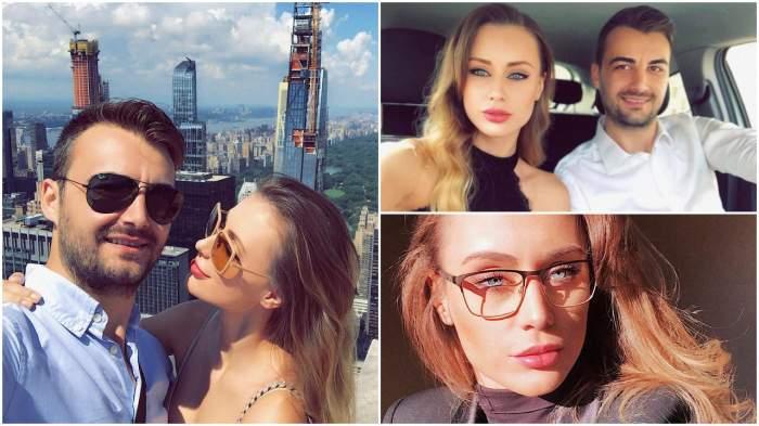 Andrei și Iulia Filip, tinerii din Craiova morți în accidentul de la Turn