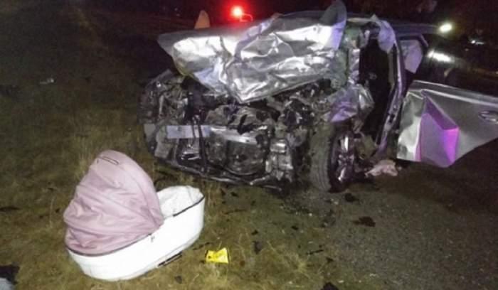 Accident în Molova!Două persoane au murit