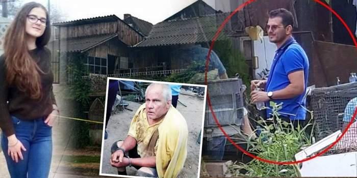 Decizie incredibilă în cazul polițistului care a abandonat-o pe Alexandra Măceșanu în casa lui Dincă / Document exclusiv