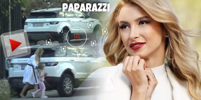 Andreea Bălan, surprinsă într-un loc neașteptat! Ce gest impresionant a făcut vedeta! / VIDEO PAPARAZZI
