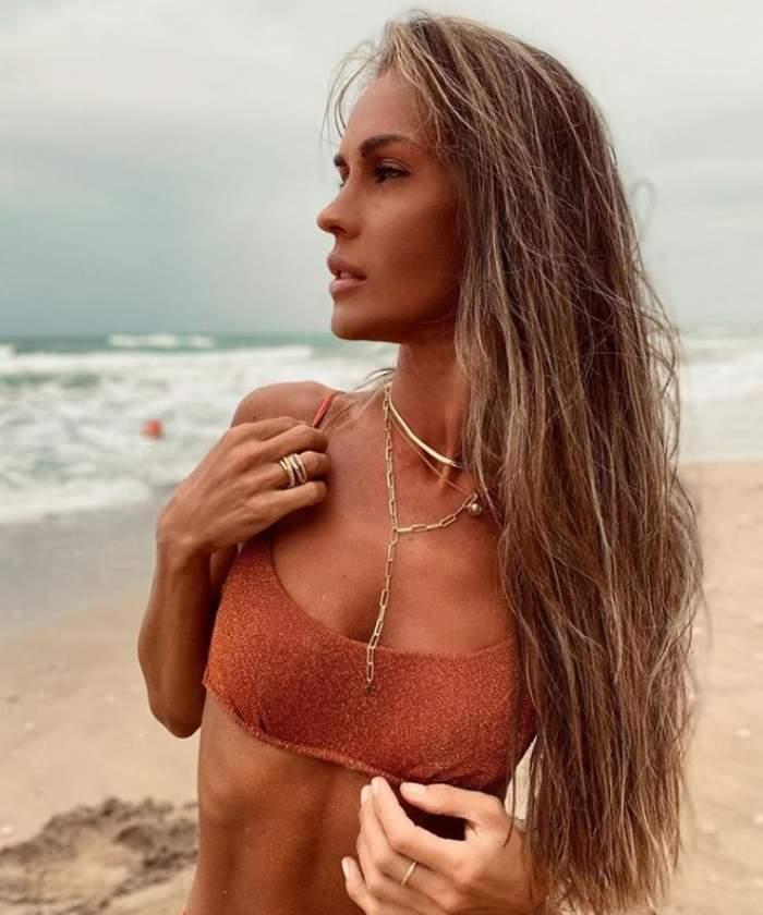 Cum arată Diana Munteanu la 41 de ani
