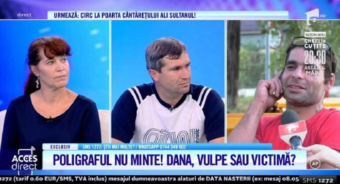 """Dana din Dâmbovița recunoaște că și-a înșelat concubinul, dar nu cu vecinul-agresor! Bărbatul nu este gelos: """"Orice femeie mai are câte o scăpare"""" / VIDEO"""