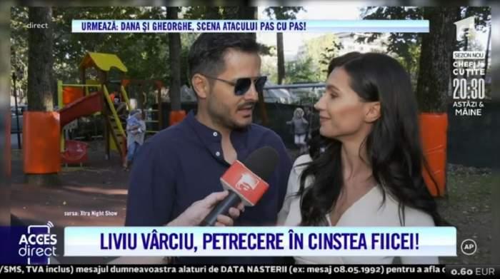 """Anda Călin și Liviu Vârciu, primele declarații despre băiețelul lor! Venirea lui pe lume i-a schimbat complet: """"Nu mai fac tâmpenii"""" / VIDEO"""