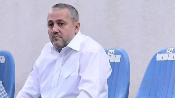 Patronul Universității Craiova are coronavirus și este internat la ATI